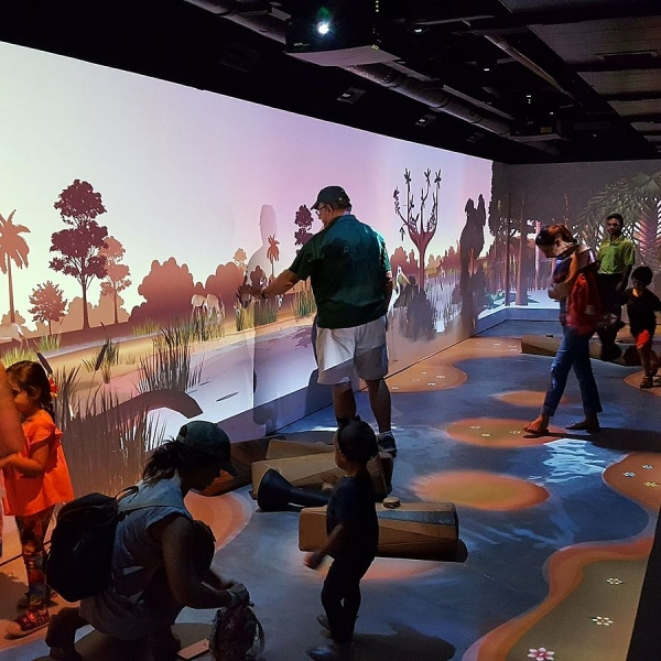 digital_interactive_river_of_grass_exhibit_at_frost_museum_of_science_in_miami
